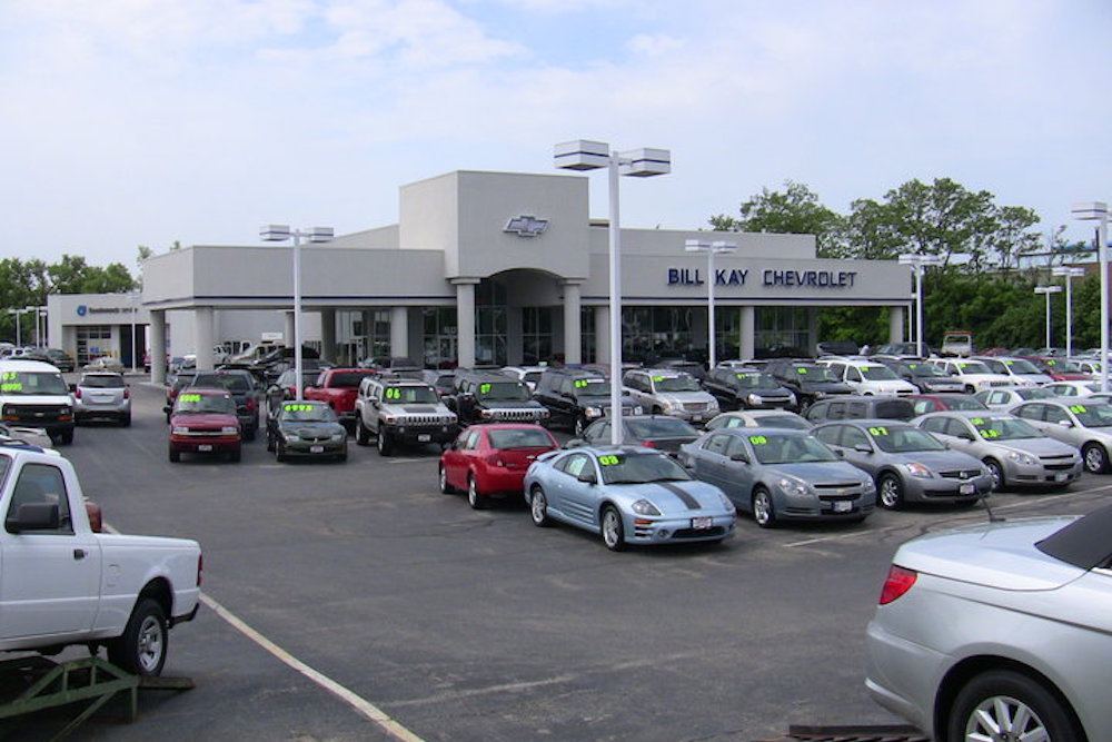 Bill Kay Chevrolet in Lisle