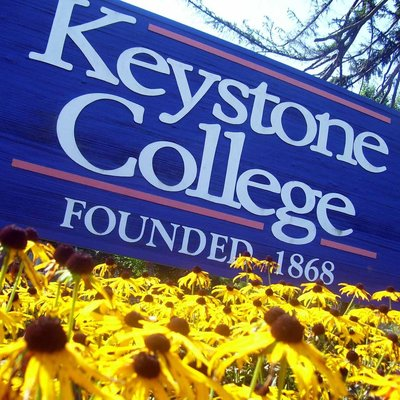 Keystone College received a $75,000 grant.