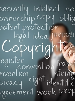 Large copyright