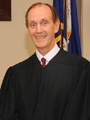Louisiana Supreme Court Justice John Weimer, one of three justices who dissented in the case.