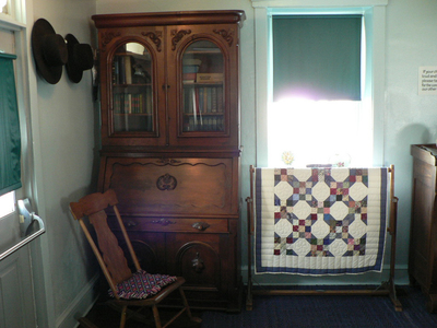 The Amish are known for living simply and producing first-rate furniture.