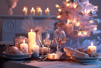 The types of decorations used around the house should be sustainable and as harmless to the environment as possible.