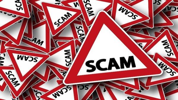 Large scam