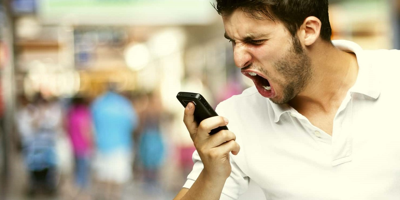 Angryphone
