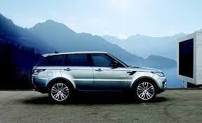The Range Rover Sport is meant for play as well as work.