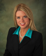 Florida Attorney General Pam Bondi said Friday that her office obtained a temporary injunction and froze the assets of timeshare company World Mark Wholesale and Trade, LLC.