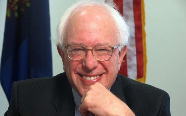 Sen. Bernie Sanders (D-Vermont)