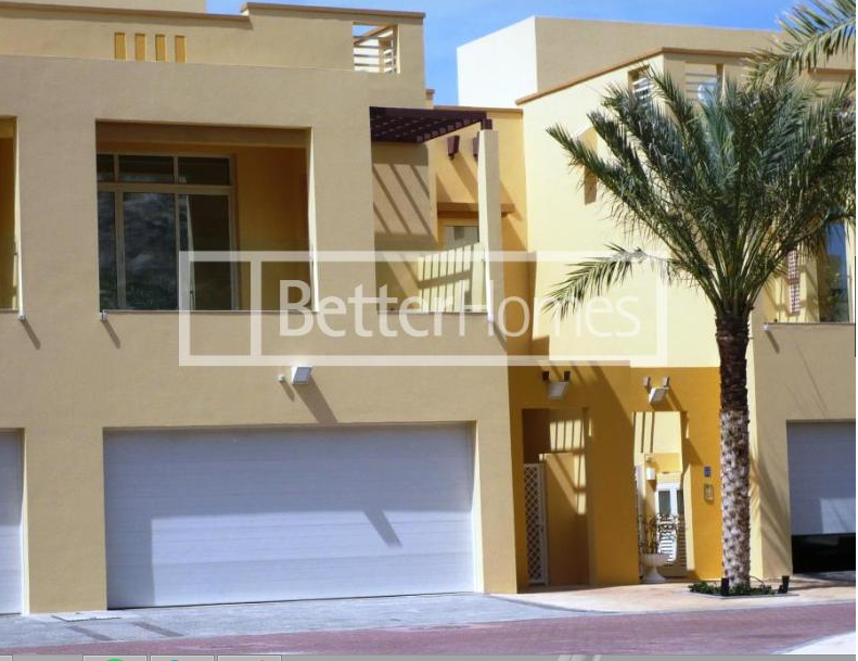 A townhome in Barr Al Jissah is now available for purchase.