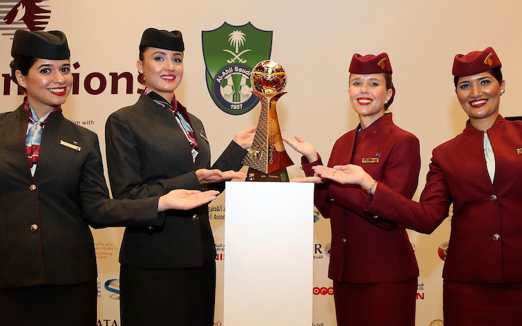 Qatar Airways brings together two renowned football teams for Match of Champions in Doha