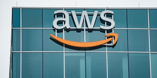 Large amazon web services office