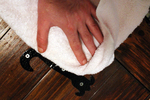 Keeping furniture looking its best is easy with some basic precautions.