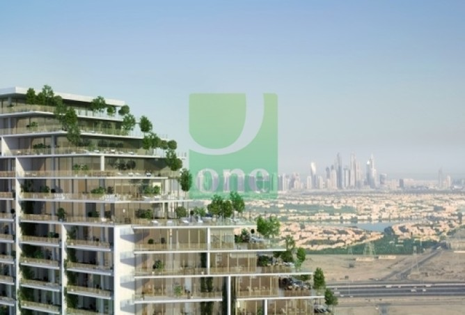 A 900 square foot apartment in Project Zaya Hameni is available now.
