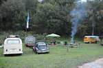 Group campouts are one of the favorite activities of the Austin Air Coolers VW Gang.
