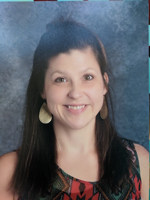 Janna Brown, music teacher at Oviatt Elementary.