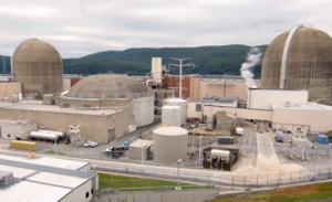 Entergy's Indian Point nuclear plant Unit 3 is back up and running after a scheduled outage for inspections and upgrades.