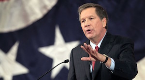 South Carolina lawmakers endorse John Kasich for president.