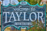 Taylor, Texas, is currently home to approximately 16,000 residents.