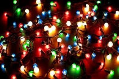 Medium christmaslights