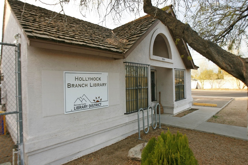 Hollyhock Library