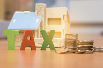Medium property tax 5