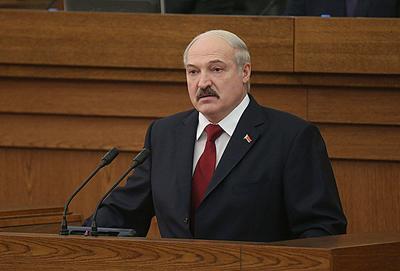 Belarus President, Alexander Lukashenko