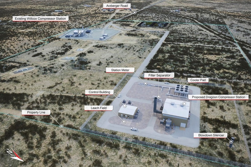 COCHISE COUNTY: Energy delivery company chooses Cochise