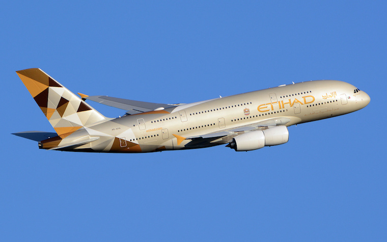 Etihad Aviation Group, TUI AG in talks to form new leisure airline group