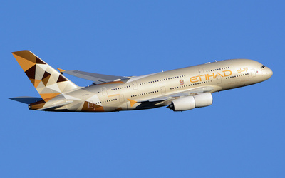 Etihad Airways and partners have raised a total amount of $1.2 billion.