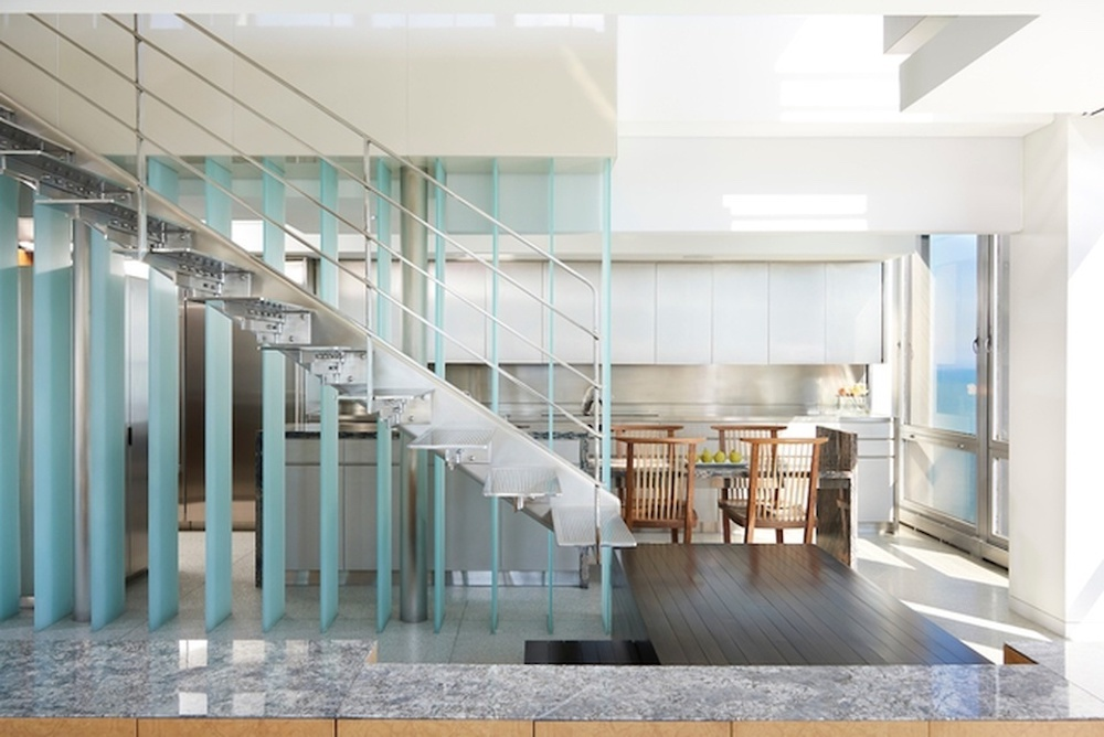 The duplex at 860 N. Lake Shore Drive #26-26M has been fully updated and automated.