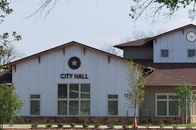 Bastrop's City Hall