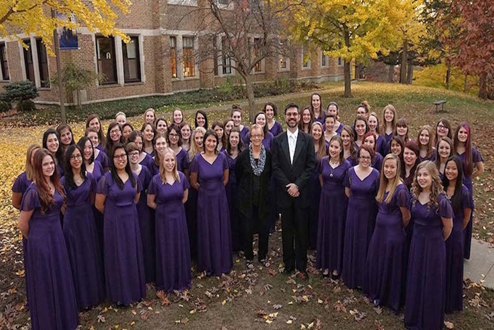 Augustana College announces three 2017 concerts for Jenny Lind Vocal Ensemble
