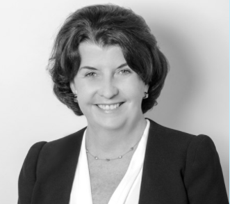 Attorney Barbara Hoey, chair of Kelley Drye's Labor and Employment practice group.