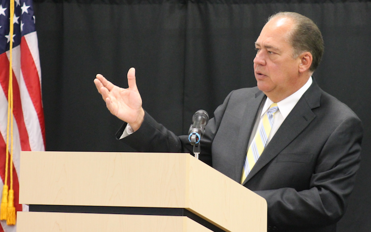 Gov. Earl Ray Tomblin
