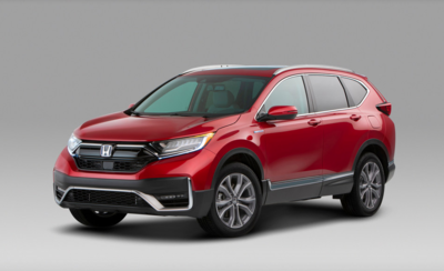 The 2020 Honda CR-V
