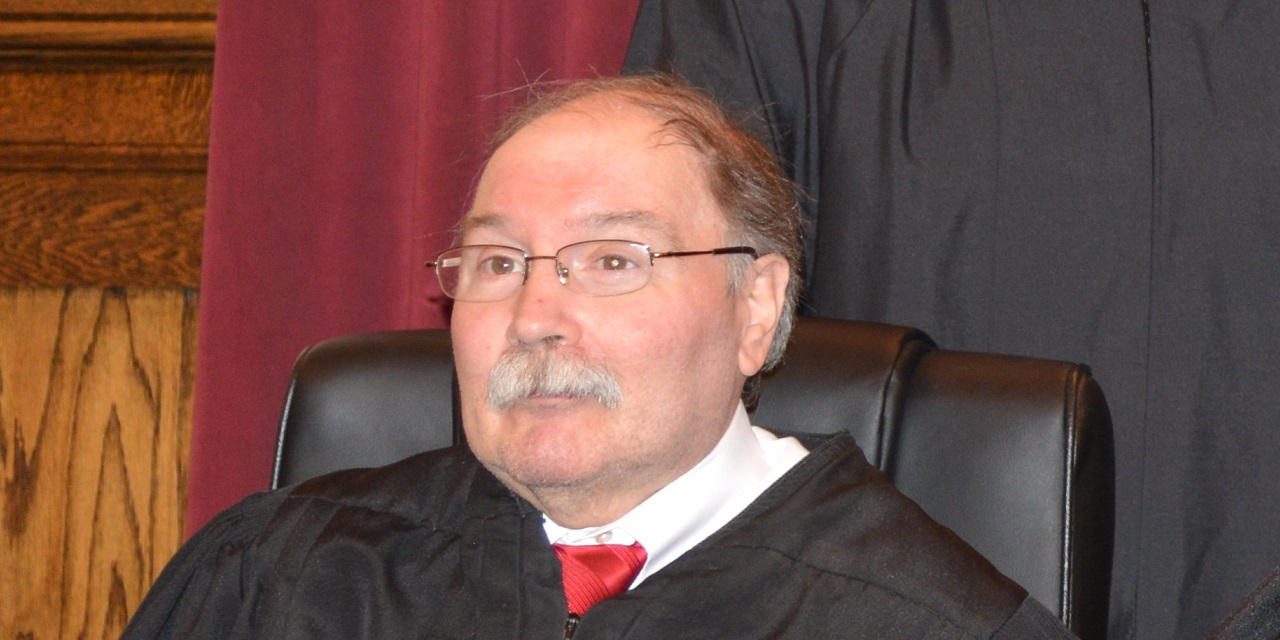 Kanawha judge Stucky retiring because of medical issues