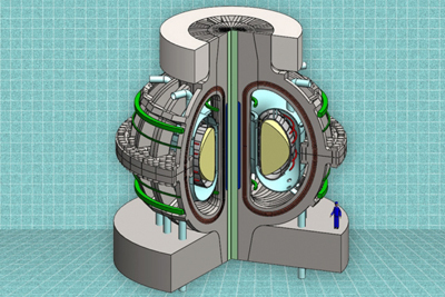 A cutaway view of the proposed ARC reactor from the ARC team at MIT.