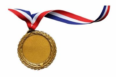 Medium medal 1021
