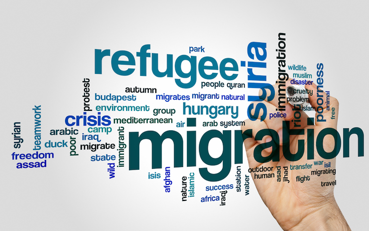Answers coming in new migration information center