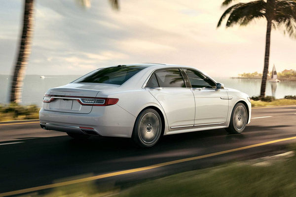 The Continental exemplifies everyday luxury.