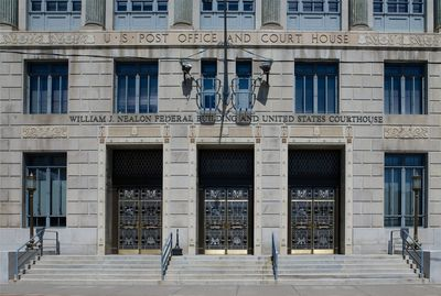William J. Nealon Federal Courthouse – Scranton, PA