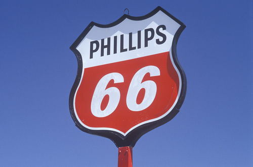 California Attorney General Kamala Harris said Thursday that her office had reached an $11.5 million settlement with Phillips 66 and ConocoPhillips over allegations the companies didn't maintain underground storage tanks properly.