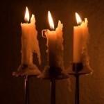Large candle 150x150