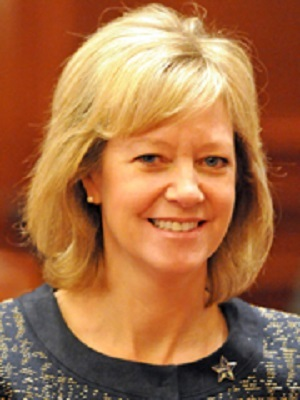 Illinois State House Rep. Jeanne Ives (R-Wheaton), running for Governor