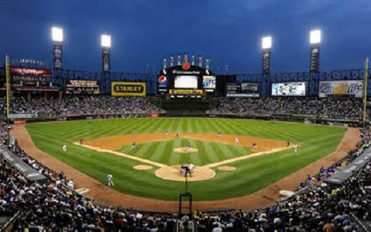 The White Sox's stadium will go from being U.S. Cellular Field to Guaranteed Rate Field.