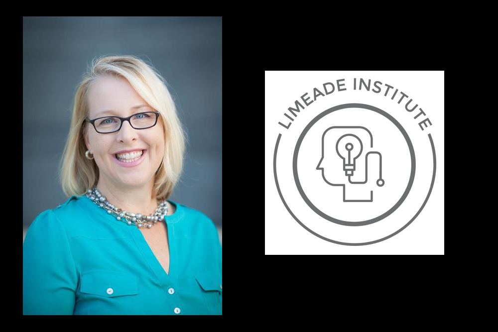 Dr. Laura Hamill, Chief Science Officer of the Limeade Institute