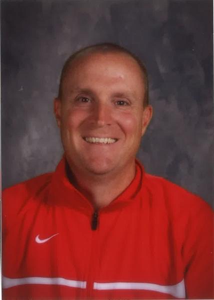 Hamilton Elementary School Principal Eric Bryan
