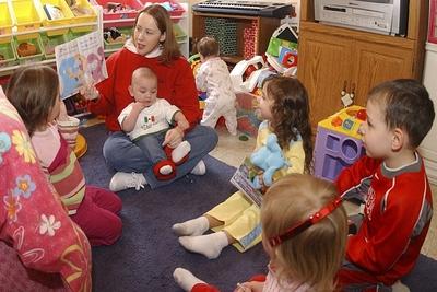 Medium childcare