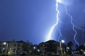 Medium lightning