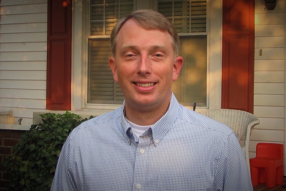 Republican state House candidate Patrick Windhorst