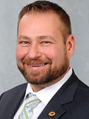 Illinois State House Rep. Allen Skillicorn (R-Crystal Lake)